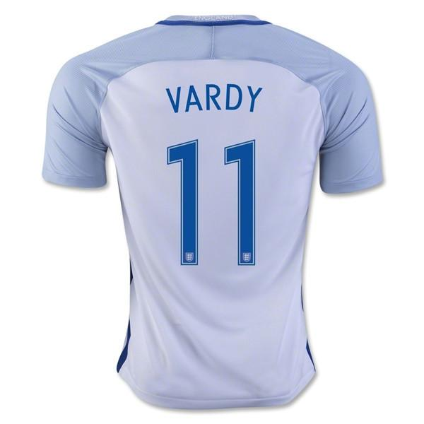 affb67e8 England 2016 Home Jersey Vardy #11 - IN STOCK NOW - TNT Soccer Shop