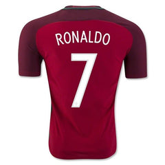 Portugal 2016 Home Jersey Cristiano Ronaldo #7 Ready to Ship! Jersey TNT Soccer Shop