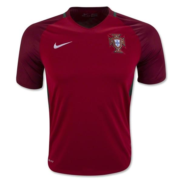 Portugal 2016 Home Jersey - IN STOCK NOW - TNT Soccer Shop