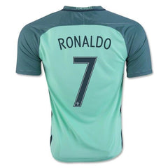 Portugal 2016 Away Jersey Cristiano Ronaldo #7 Jersey TNT Soccer Shop