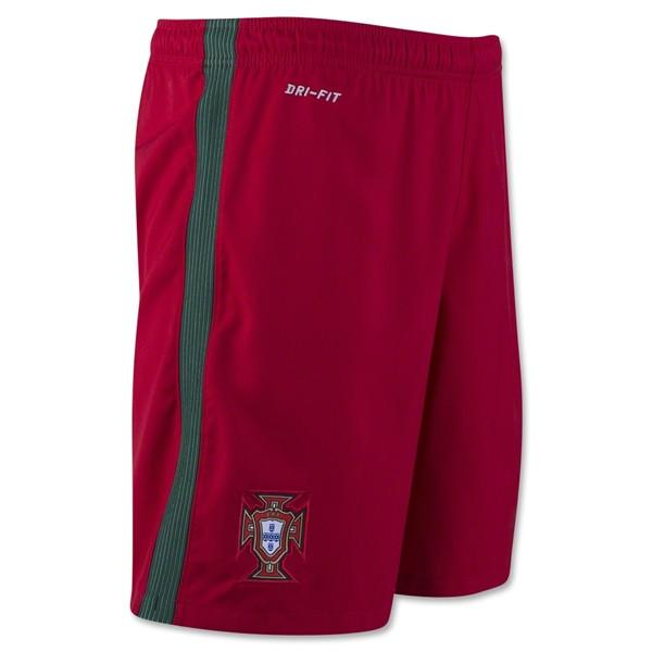 sale retailer 5d14d 7b22e Portugal 2016 Home Shorts