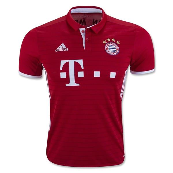 Bayern Munich 16/17 Home Jersey - IN STOCK NOW - TNT Soccer Shop