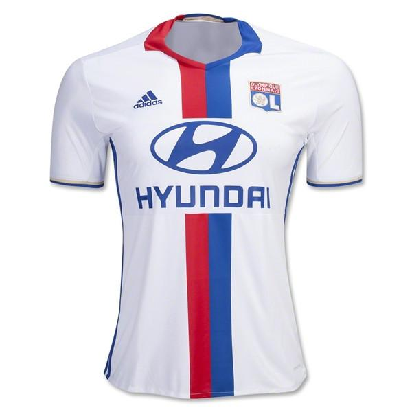 Olympique Lyonnais 16/17 Home Jersey Personalized Jersey TNT Soccer Shop