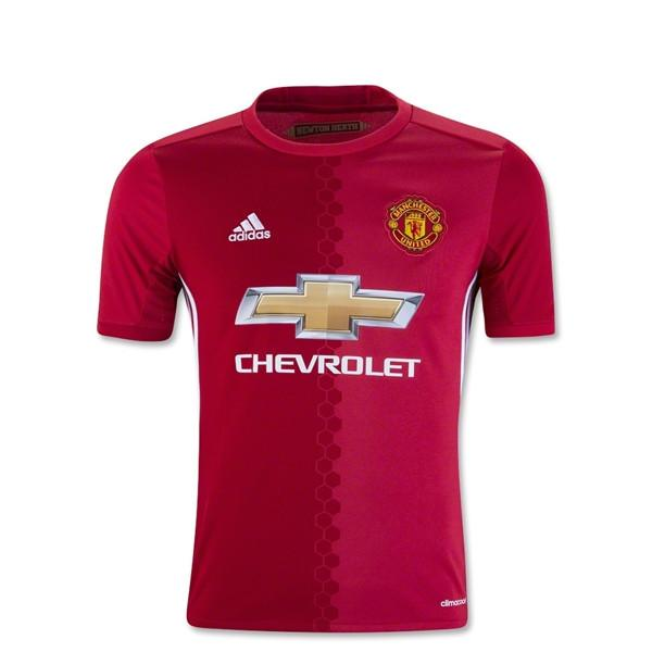 Red Devils 16/17 Home Youth Kit Youth Kit TNT Soccer Shop