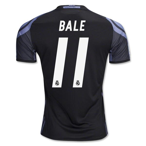 Real Madrid 16/17 Third Jersey Bale #11 Ready to Ship! Jersey TNT Soccer Shop