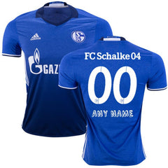 Schalke 04 16/17 Home Jersey Personalized - IN STOCK NOW - TNT Soccer Shop