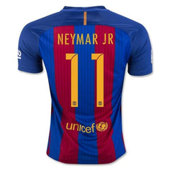 Barcelona 16/17 Home Jersey Neymar Jr #11 READY TO SHIP! - IN STOCK NOW - TNT Soccer Shop