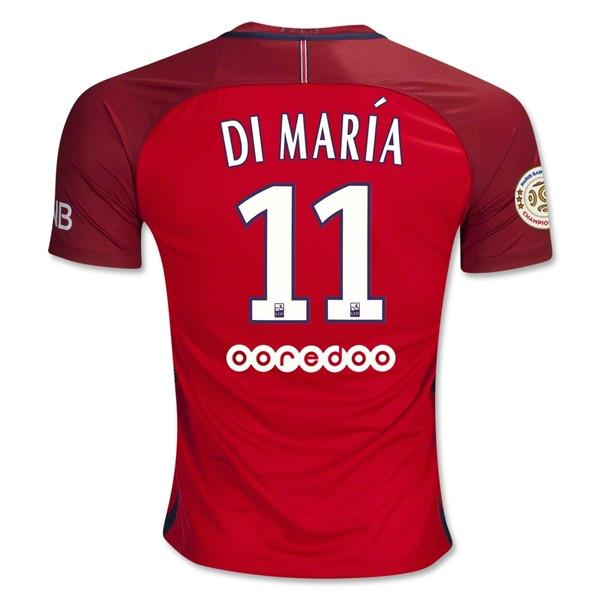 Paris Saint-Germain 16/17 Away Jersey Di Maria #11 - IN STOCK NOW - TNT Soccer Shop