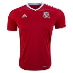 Wales 2016 Home Jersey - IN STOCK NOW - TNT Soccer Shop