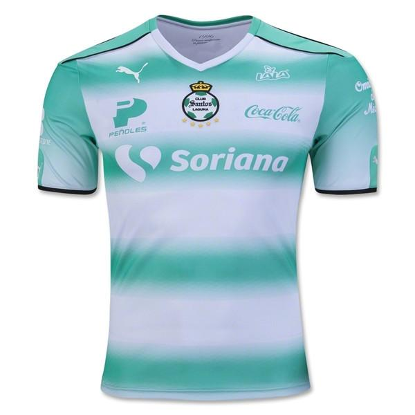 Santos Laguna 16/17 Home Jersey - IN STOCK NOW - TNT Soccer Shop