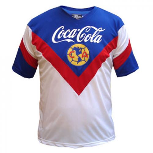 1993-94 Club América Retro Away Jersey READY TO SHIP! Jersey TNT Soccer Shop