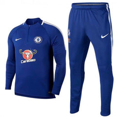 Chelsea 17/18 Home Tracksuit