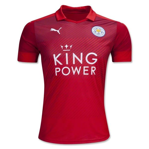 Leicester City 16/17 Away Jersey READY TO SHIP! Jersey TNT Soccer Shop