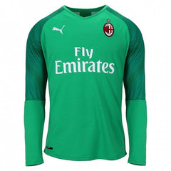 AC Milan 19/20 Goalkeeper LS Jersey Personalized