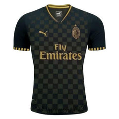 AC Milan 19/20 Black Limited Edition Training Jersey