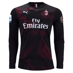 AC Milan 19/20 Third LS Jersey Personalized