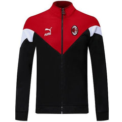 AC Milan 19/20 Black Iconic MCS Track Jacket Jacket TNT Soccer Shop S No