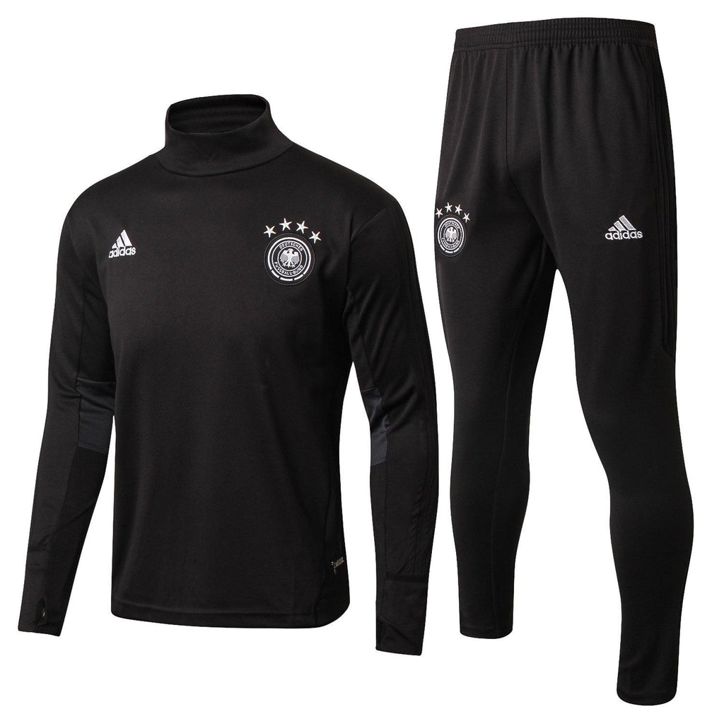 Germany 2017 Black Tracksuit Tracksuit TNT Soccer Shop