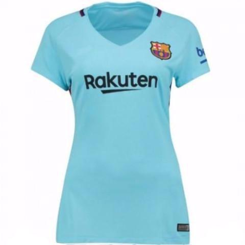 quality design dfd5d bbdc2 Barcelona 17/18 Away Women's Jersey