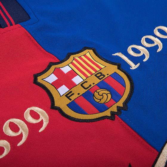 barcelona 1999 2000 retro centenary jersey tnt soccer shop tnt soccer shop