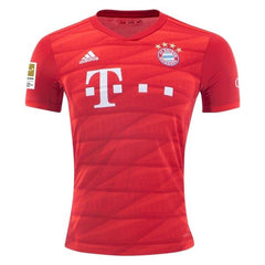 Bayern Munich 19/20 Home Jersey Jersey TNT Soccer Shop S Bundesliga No