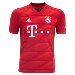 Bayern Munich 19/20 Home Youth Kit Youth Kit TNT Soccer Shop