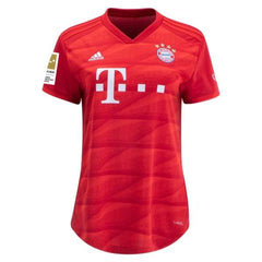 Bayern Munich 19/20 Home Women's Jersey - IN STOCK NOW - TNT Soccer Shop