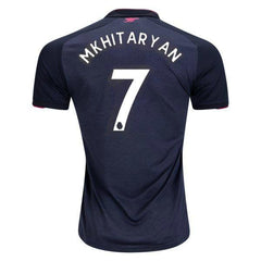 Arsenal 17/18 Third Jersey Mkhitaryan #7 Ready to ship! Jersey TNT Soccer Shop