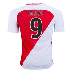 AS Monaco 16/17 Home Jersey Falcao #9 READY TO SHIP! Jersey TNT Soccer Shop