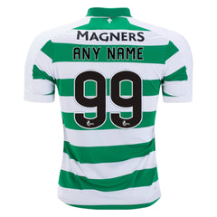 Celtic 19/20 Home Jersey Personalized