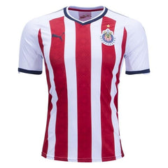 Chivas 17/18 Home Jersey Ready to ship! Jersey TNT Soccer Shop