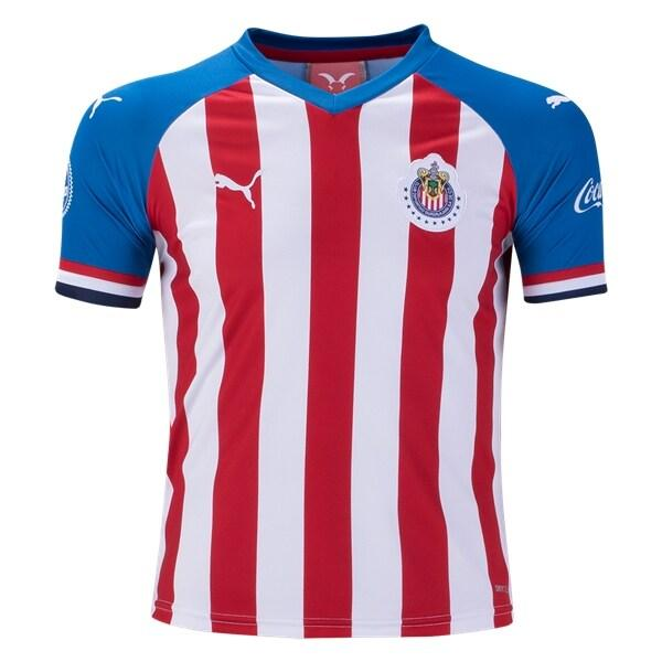Chivas 19/20 Home Youth Kit Youth Kit TNT Soccer Shop
