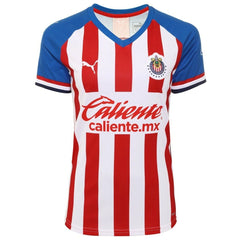 Chivas 19/20 Home Women's Jersey - IN STOCK NOW - TNT Soccer Shop