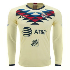 Club América 19/20 Home LS Jersey Personalized