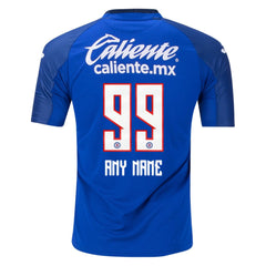 Cruz Azul 19/20 Home Jersey Personalized Jersey TNT Soccer Shop