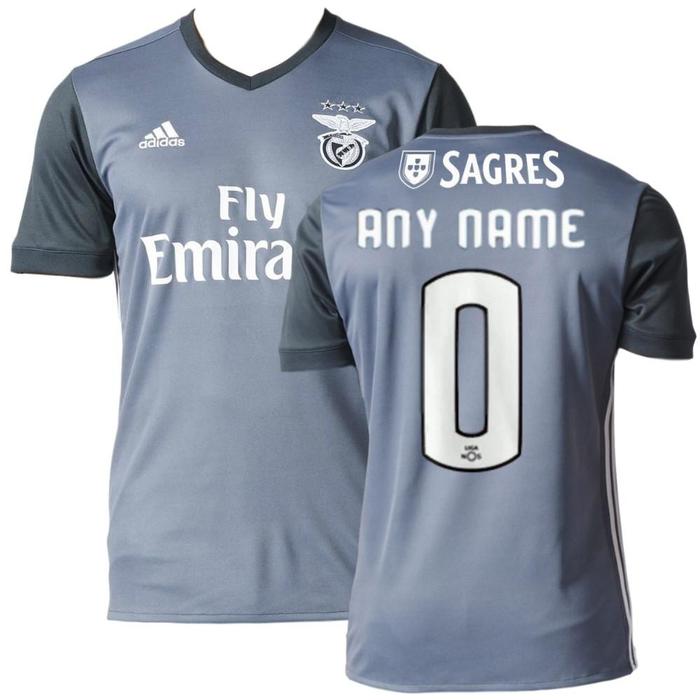 Benfica 17/18 Away Jersey Personalized Jersey TNT Soccer Shop