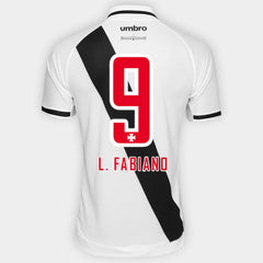 Vasco da Gama 17/18 Away Jersey L. Fabiano #9 - IN STOCK NOW - TNT Soccer Shop