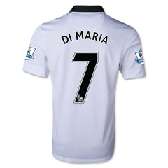 Man. United 14-15 Away Jersey Di Maria #7 Ready to ship! Jersey TNT Soccer Shop