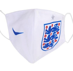 England Face Mask Cover with FDA Mouth Mask Mask TNT Soccer Shop