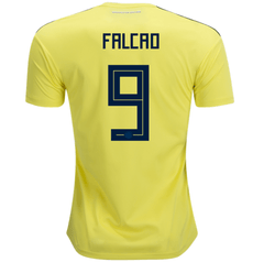 0029958ea28 Colombia 2018 Home Jersey James Rodríguez  10 – TNT Soccer Shop