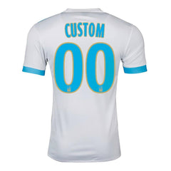 Olympique Marseille 17/18 Home Jersey Personalized - IN STOCK NOW - TNT Soccer Shop