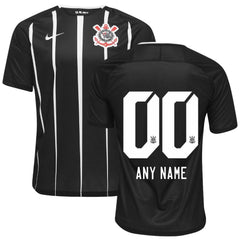 Corinthians 17/18 Away Jersey Personalized Jersey TNT Soccer Shop