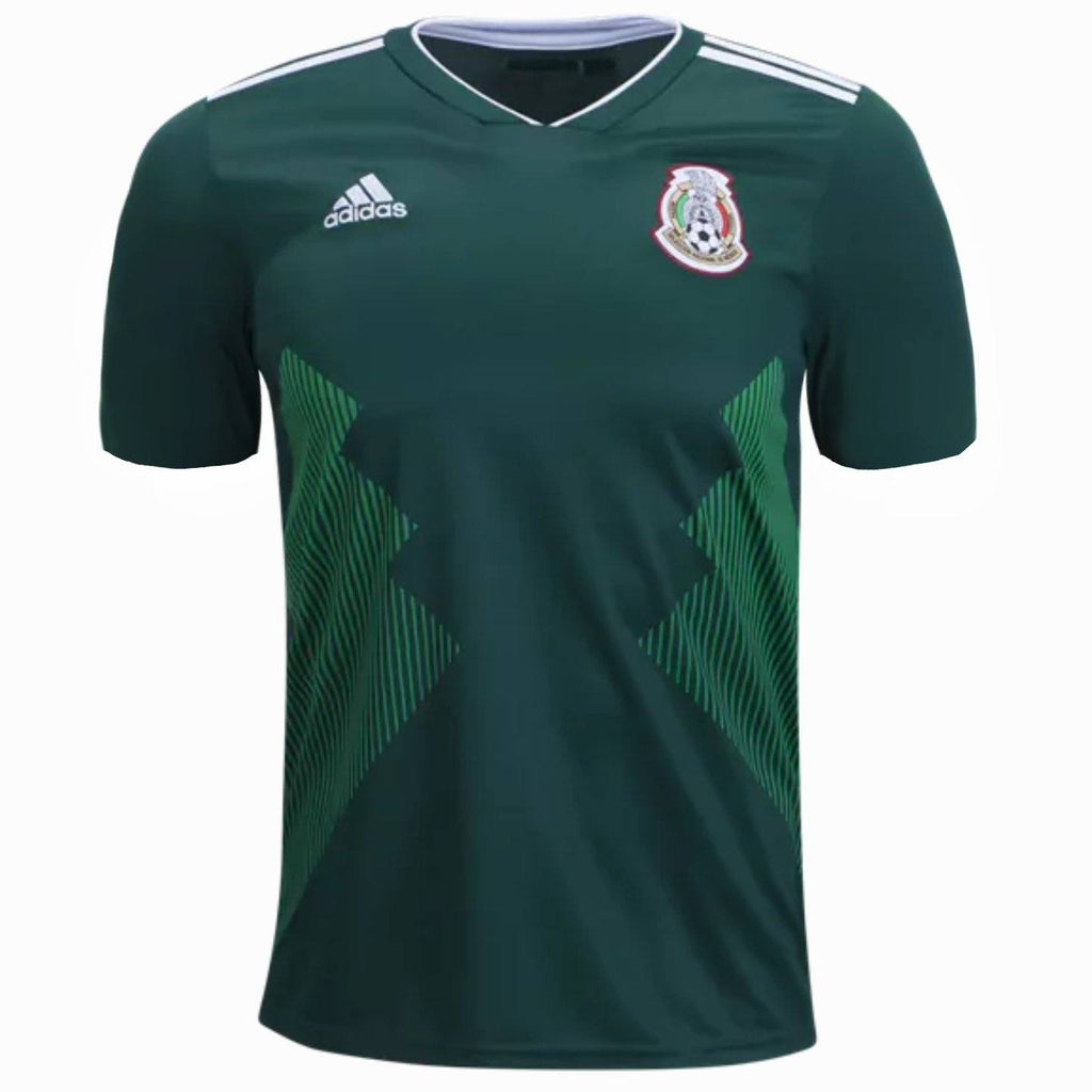 9cfb0b023 Mexico 2018 Home Jersey – TNT Soccer Shop