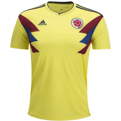 Colombia 2018 Home Jersey Jersey TNT Soccer Shop