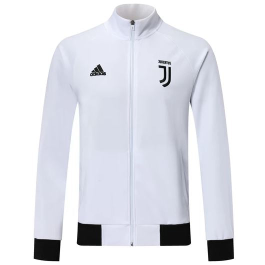 Juventus 19/20 White Icons Jacket Jacket TNT Soccer Shop S No