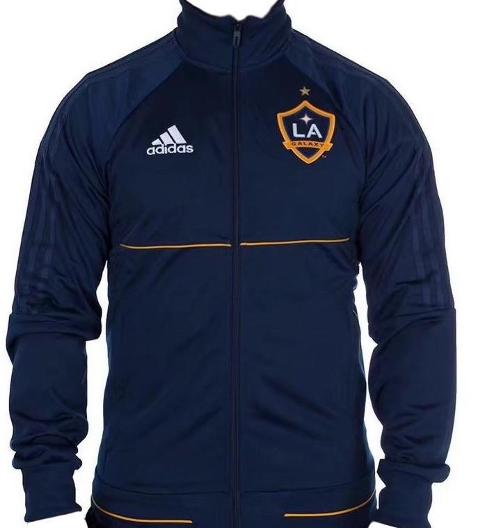 L.A Galaxy 2017 N98 Blue Jacket Jacket TNT Soccer Shop
