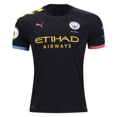 Manchester City 19/20 Away Jersey Jersey TNT Soccer Shop S Premier League No
