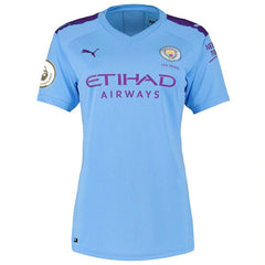 Manchester City 19/20 Home Women's Jersey Jersey TNT Soccer Shop S Premier League No