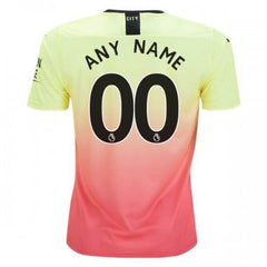Manchester City 19/20 Third Jersey Personalized Jersey TNT Soccer Shop