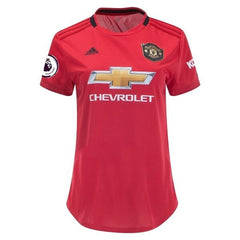 Manchester United 19/20 Home Women's Jersey Women Jersey TNT Soccer Shop S Premier League No
